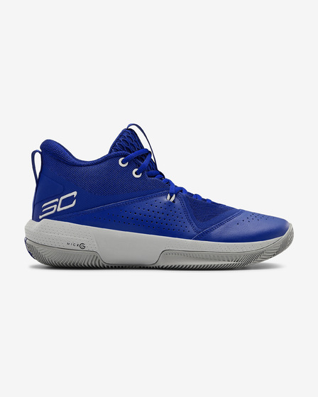 Under Armour SC 3ZERO IV Basketball Sportcipő