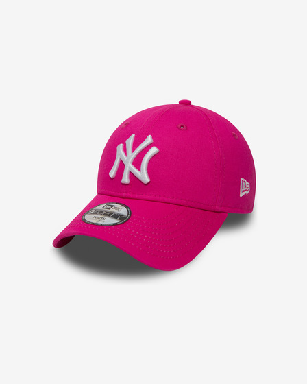 New Era NY Yankees Essential Kids Pink 9Forty Gyerek siltes sapka