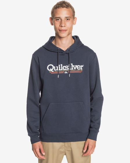 Quiksilver Tropical Lines Screen Fleece Melegítőfelső