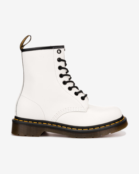 Dr. Martens 1460 Smooth White Bokacsizma