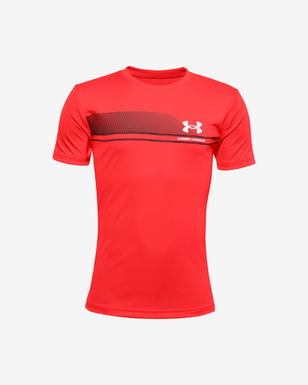 Under Armour Tech™ Lockup Stripe Gyerek Póló