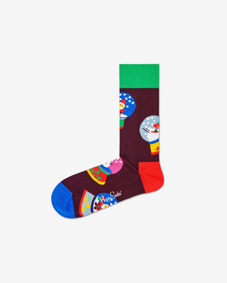 Happy Socks Snow Globe Zokni