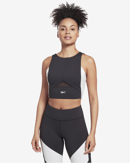 Reebok Colorblock Crop top
