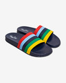 Happy Socks Pool Slider Stripe Papucs