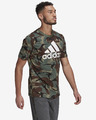 adidas Performance Essentials Camo Póló