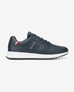 Tommy Hilfiger Modern Corporate Leather Runner Sportcipő