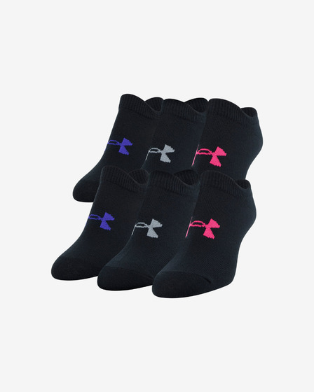 Under Armour Essentials Gyerek zokni 6 pár