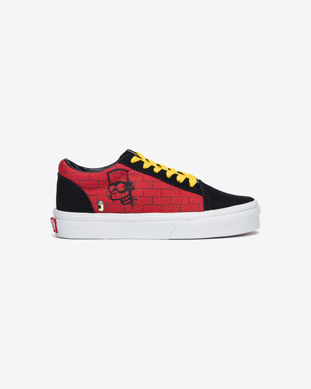 Vans The Simpsons Old Skool El Barto Gyerek sportcipő
