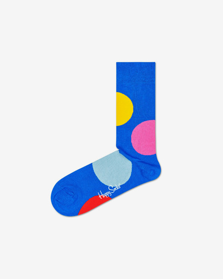 Happy Socks Jumbo Dot Zokni