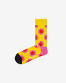 Happy Socks Smile Flower Zokni